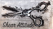 Shear Attitude Hair Salon - Logo